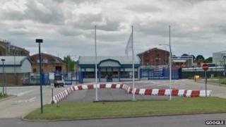 Briar Chemicals plant