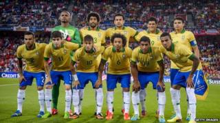 Brazilian football time