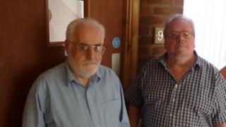 Graham Barrett & Richard Snell