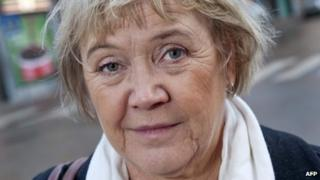 Ann-Margarethe Livh (December 2011)