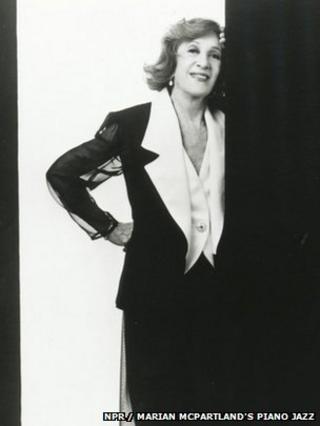 Marian McPartland in 1997