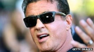 Syvester Stallone