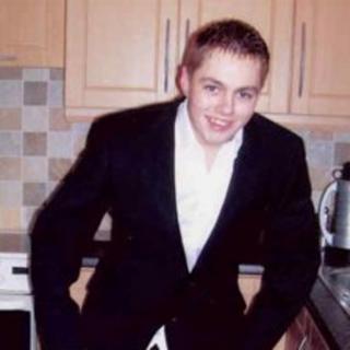 Danny Jones stab victim
