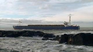 MV Danio vessel