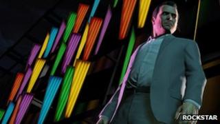 Grand Theft Auto 5 screenshot
