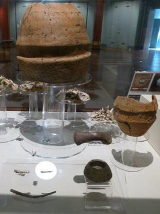 The Bronze Age urn