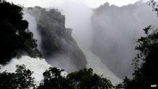 Victoria Falls (1 April 2011)