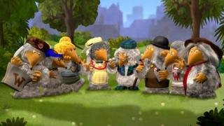 The new-look Wombles