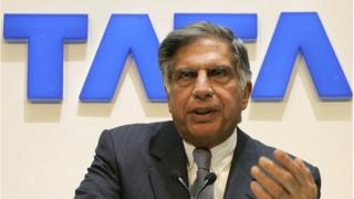 Rata Tata says India needs strong leadership to come out of the current economic crisis