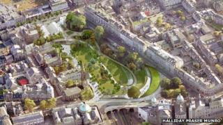 Halliday Fraser Munro plans