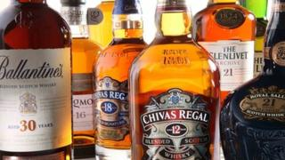 Chivas Brothers aged Scotch whisky range