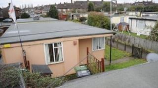 Pre-fabricated housing