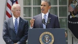 Barack Obama speaking (31 August)