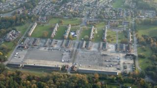 Louisburg Barracks