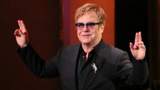 Sir Elton John / John Marshall