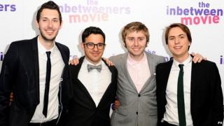 The Inbetweeners cast