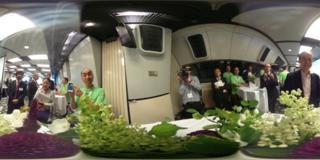 360 degree shot from Berlin IFA