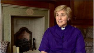 The Rt Rev Lorna Hood