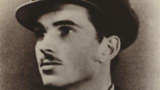 Pilot officer John Gillespie Magee