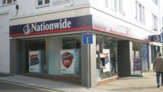 Fareham branch of Nationwide