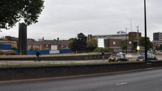 Civic Centre site, Ipswich