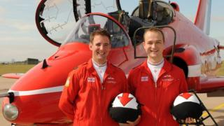 New pilots