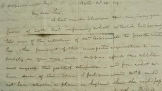 Edward Appleton letter