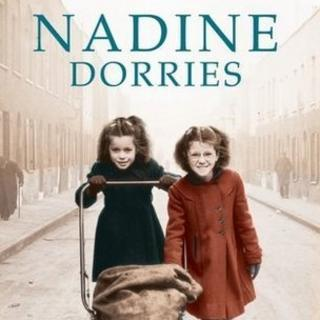 The jacket of Nadine Dorries' debut novel