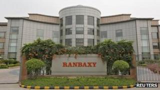 Ranbaxy office