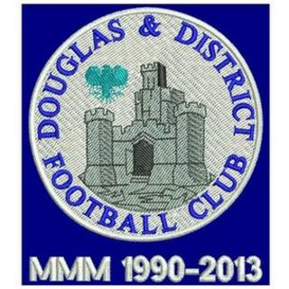 Douglas and District Logo