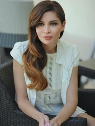 Lola Karimova-Tillyaeva, the second daughter of Uzbekistan's president