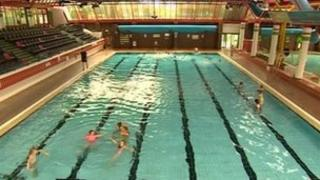 Ennerdale swimming pool