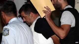 Suspect in stabbing of Pavlos Fyssas