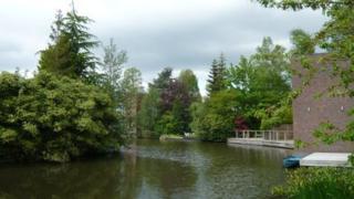 Lakeside Drive