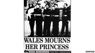 Princess Diana's death - Daily Post