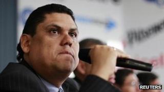 Carlos Mendez (file image)