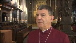 Bishop of Wakefield Stephen Platten
