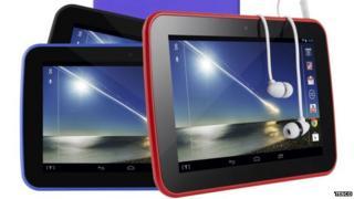 Tesco's Hudl tablets