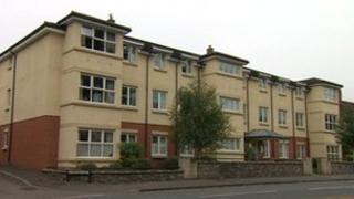 Ferndown Grange retirement flats