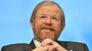 Bill Bryson in 2008
