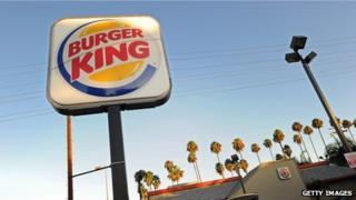 Burger King, Glendale, California