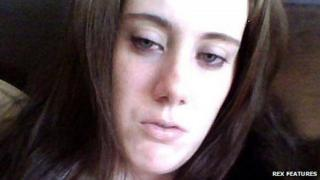 Self-portrait of Samantha Lewthwaite found on laptop by police