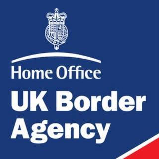Uk Border Agency logo