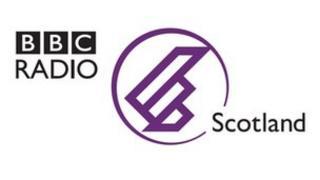 BBC Radio Scotland logo