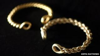 Torcs found in North Yorkshire
