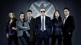 Marvel's Agents of S.H.I.E.L.D. promotional image