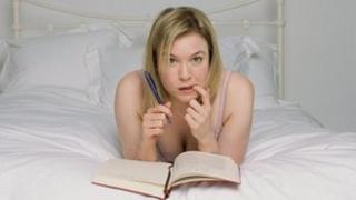 Renee Zellweger as Bridget Jones in The Edge of Reason