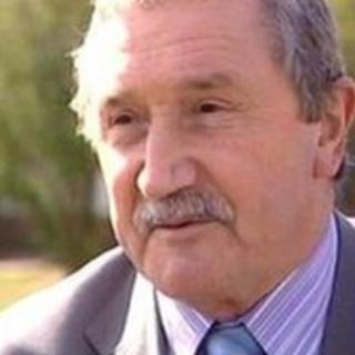 Sir Alan Davies