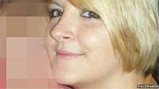 Lauren O'Neill was shot dead in Bellaghy last year