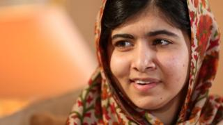 Malala gives first interview since being shot by the Taliban